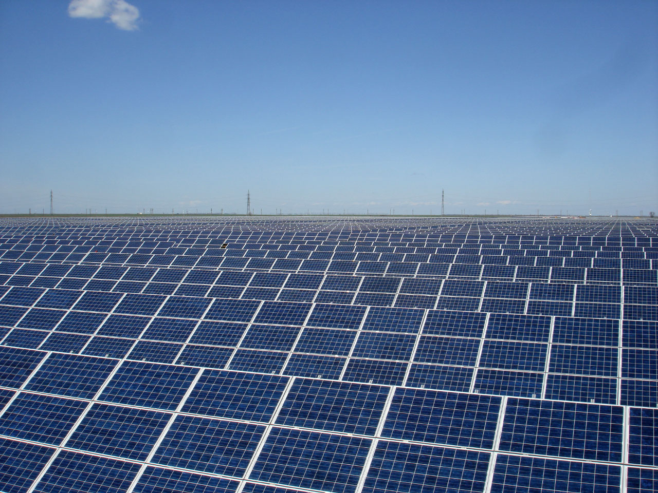 1.0MW Grid-Tied - Romania, Izvoru