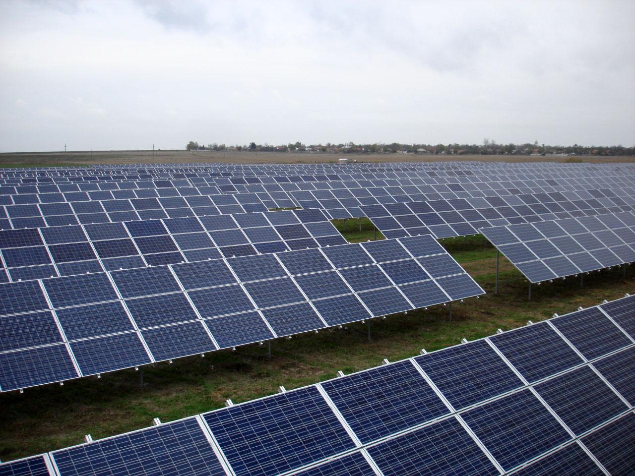 7.0MW Grid-Tied - Romania, Corabia