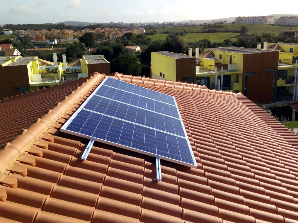 1.0kW Self-Consumption. Albarraque, Portugal
